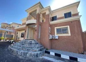 5 bedroom Detached Duplex for sale Kado Abuja