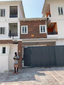 4 bedroom Terraced Duplex House for sale Not far from the domino pizza  Ologolo Lekki Lagos