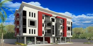 2 bedroom Blocks of Flats House for sale Meadow Hall Way, Ikate- Elegushi, Beside Richmond Estate, Lekki Phase 1, Bella Court Phase 2 Ikate Lekki Lagos