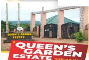Serviced Residential Land Land for sale Queen Garden Estate, Kuje, Abuja. Kuje Abuja