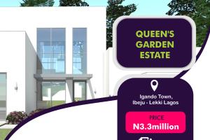 Mixed   Use Land Land for sale Igando Town, Ibeju – Lekki Lagos Ibeju-Lekki Lagos