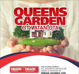 Residential Land for sale Mosheri Town, Atan, Ota, Sagamu Sagamu Ogun