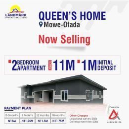 2 bedroom Blocks of Flats for sale Mowe Ofada Mowe Obafemi Owode Ogun