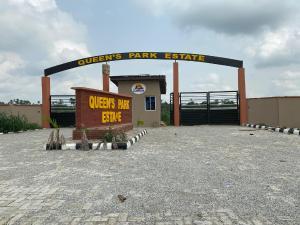 Serviced Residential Land Land for sale Queen's Park Estate, Mowe Ofada.  Abeokuta Ogun