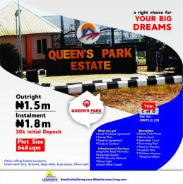 Mixed   Use Land Land for sale omowe ofada Kosofe Kosofe/Ikosi Lagos