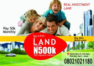 3 bedroom Residential Land Land for sale Kuchiyanko layout, Pegi Area, Kuje Kuje Abuja