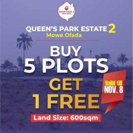 Mixed   Use Land Land for sale Mowe ibafo Atunrase Medina Gbagada Lagos