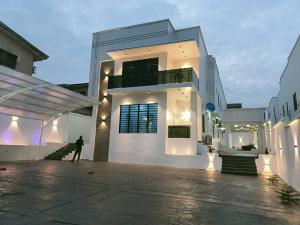 5 bedroom Detached Duplex for sale Awuse Estate Opebi Ikeja Lagos