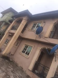 3 bedroom Flat / Apartment for rent Executive 3bedroom at oko oba agege very decent and beautiful nice environment secure area  Oko oba road Agege Lagos