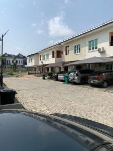 Terraced Duplex House for sale Lekki paradise 2 estate , Chevron  chevron Lekki Lagos