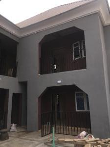 2 bedroom Blocks of Flats House for rent Akoto estate in elebu  Akala Express Ibadan Oyo