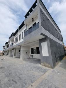 4 bedroom Terraced Duplex House for sale Ilasan Ikate Lekki Lagos