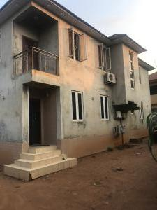 4 bedroom Detached Duplex House for sale Modupe Estate Ayawoele road Yakoyo/Alagbole Ojodu Lagos