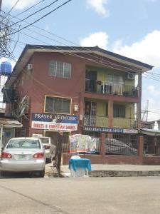 Blocks of Flats House for sale Nuru Oniwo Street Off Agboyin Avenue  Adelabu Surulere Lagos