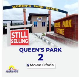 Residential Land Land for sale Mowe Ofada, Ogun State Mowe Obafemi Owode Ogun