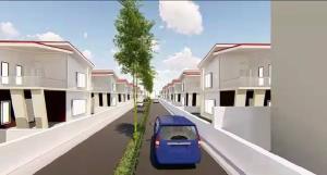 Residential Land Land for sale  Opposite Fara park estate by Majek bus- stop, off Lekki-Epe express road Epe Lagos