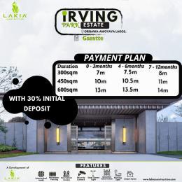 Residential Land for sale Awoyaya Oribanwa Ibeju-Lekki Lagos