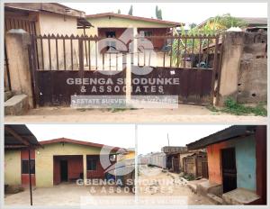 Detached Bungalow House for sale Along Ofada Road Mowe Obafemi Owode Ogun