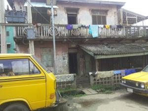 House for sale close to Alakara Police Station Mushin Lagos