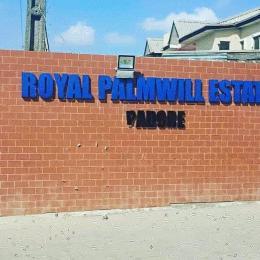 Land for sale Royal Palm Estate Ado, Badore Ajah Lagos