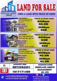 Mixed   Use Land Land for sale Coastal Rd, Behind Amen Estate Phase 2 Igando Oloja, Ibeju Lekki Eputu Ibeju-Lekki Lagos