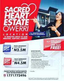 Residential Land Land for sale Umuowa Ulakwo, owerri North Owerri Imo