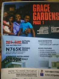Mixed   Use Land Land for sale   Ikwerre Port Harcourt Rivers