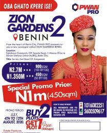 Mixed   Use Land Land for sale Benin City Ukpoba Edo