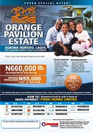 Residential Land Land for sale Agbowa, ikorodu Ikorodu Lagos