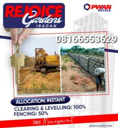 Serviced Residential Land for sale Ibadan Oyo