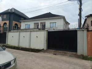Semi Detached Duplex House for sale Medina Estate  Gbagada Lagos