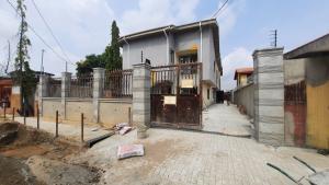 4 bedroom Semi Detached Duplex House for rent Ago palace Okota Lagos