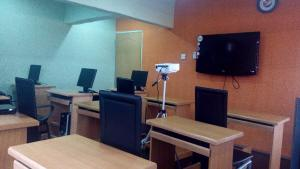 Office Space Commercial Property for shortlet 19A, Mabinuori Dawodu Street Phase 1 Gbagada Lagos