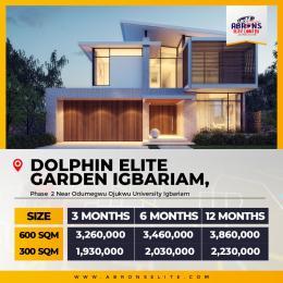 Land for sale Dolphin Elite Garden Igbariam Phase 2 Anambra Anambra