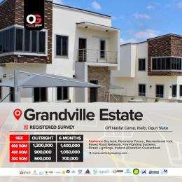 Mixed   Use Land Land for rent Ibafo Obafemi Owode Ogun