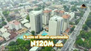 2 bedroom Mini flat Flat / Apartment for sale Gerrad Road Gerard road Ikoyi Lagos
