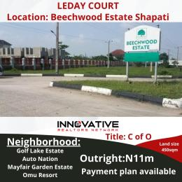 Residential Land for sale Beachwood, Shapati, Ibeju Lekki, Lagos Lagos Island Lagos Island Lagos