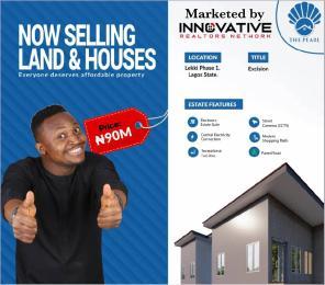 Residential Land for sale The Pearl Estate, Off Freedom Way, Lekki Phase 1, Lagos. Lagos Island Lagos Island Lagos