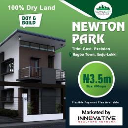 Residential Land for sale Ilagbo, Ibeju Lekki, Lagos Marina Lagos Island Lagos