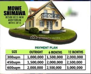 Land for sale Simawa Mowe Obafemi Owode Ogun
