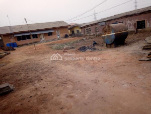 Land for sale Off Ailegun Road Ejigbo Lagos