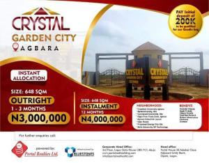 Mixed   Use Land Land for sale Agbara Agbara-Igbesa Ogun
