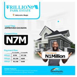 Residential Land Land for sale Alatunshe Town Bogije Lagos Island Lagos