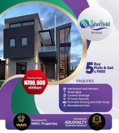Residential Land Land for sale Shimawa  Obafemi Owode Ogun
