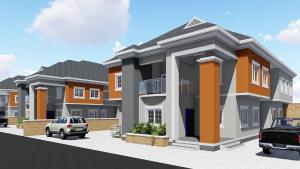 4 bedroom Residential Land for sale Kingshomes Estate Is Opposite Open University Of Abuja Before Morepol Bar's Dei Dei Express Way, Dei-Dei Abuja