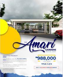 Residential Land Land for sale Okun-Ije Lakowe Ajah Lagos