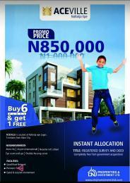 Serviced Residential Land Land for sale Alaro City, Noforija Epe Lagos