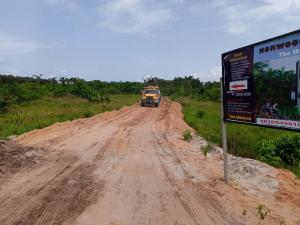 Residential Land Land for sale Beach front2 estate igando orudu village eleko Eleko Ibeju-Lekki Lagos