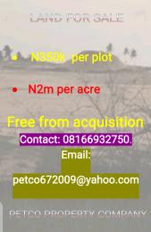 Residential Land Land for sale Atan- ota , ogun state Abebi/Okesuna Ado Odo/Ota Ogun