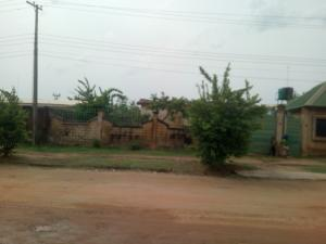3 bedroom Commercial Land Land for sale Total filling station Lugbe Abuja